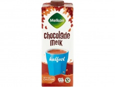 Chocolademelk halfvol product foto