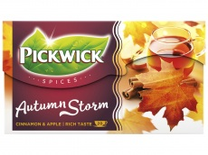 Spices autumn storm zwarte thee product foto