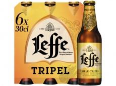Tripel pak 6 flesjes product foto