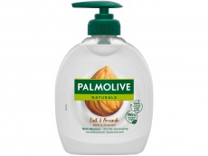 Naturals milde verzorging met amandelmelk product foto