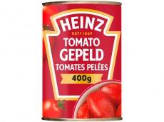 Gepelde tomaten product foto