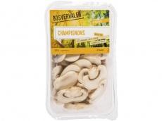 Gesneden kastanje champignons product foto