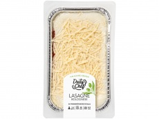 Lasagne bolognese product foto
