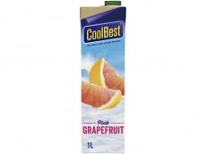 Pink grapefruit product foto