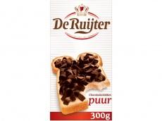 Chocoladevlokken puur product foto