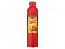 Tomatenketchup product foto