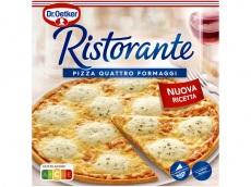 Ristorante pizza quattro formaggi product foto