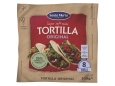 Original mini tortilla product foto