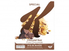 Special K pure chocolade product foto