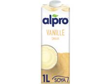 Soya drink vanille (lactosevrij) product foto