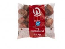 Aardappelen vrij vastkokend product foto
