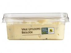 Vrije uitloopei bieslook salade BL product foto