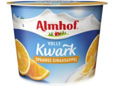 Spaanse sinaasappel kwark product foto