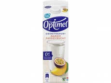 Drinkyoghurt mango passievrucht product foto