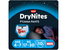Dry nites 4-7 boy product foto