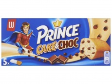 Prince cake & choc product foto