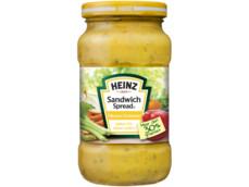 Sandwichspread pikante groenten product foto
