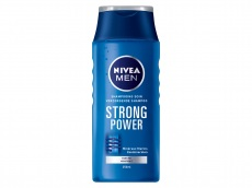 Men shampoo strong power product foto