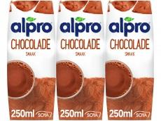 Soya drink choco (lactosevrij) product foto