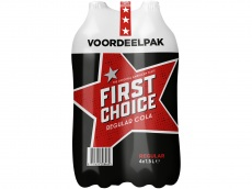 Cola regular 4-pak product foto