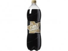 Cola light cafeïnevrij product foto