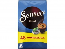 Decaf koffiepads product foto
