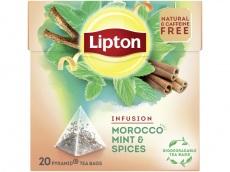 Kruiden infusie Marocco mint product foto