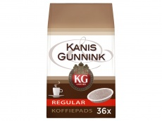 Regular koffiepads product foto