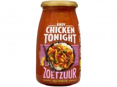 Roerbaksaus chicken tonight zoetzuur product foto