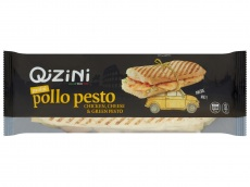 Panini pollo pesto product foto