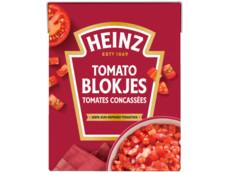 Tomato blokjes product foto