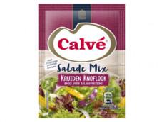 Salademix kruiden knoflook product foto
