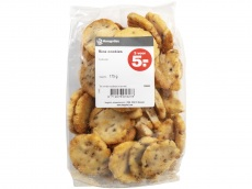 Rice cookies product foto