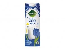 Volle melk houdbaar product foto