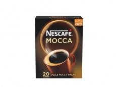 Cafe mocca product foto