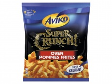 Supercrunch oven frites product foto