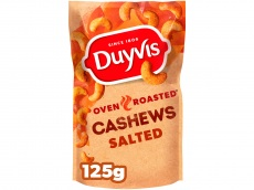 Oven roasted gezouten cashews product foto
