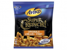 Supercrunch kreukelfrieten product foto