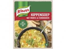 Mix kippensoep product foto