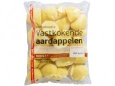 Vastkokende aardappelen product foto