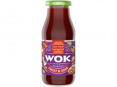 Woksaus sweet & sour product foto