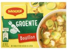 Groente bouillon tabletten product foto