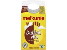 Dubbelvla vanille chocolade 500ml product foto