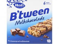 Btween melk chocolade product foto