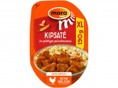 Kipsaté in pittige pindasaus product foto