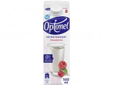 Drinkyoghurt framboos product foto