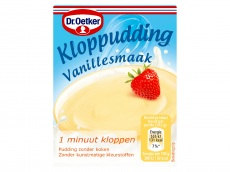 Kloppudding vanille product foto