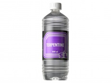 Terpentine product foto