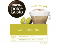 Dolce Gusto cappuccino koffiecups product foto