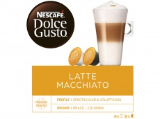 Dolce Gusto latte macchiato koffiecups product foto